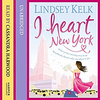 I Heart New York                   By:                                                                                                                                 Lindsey Kelk                               Narrated by:                                                                                                                                 Cassandra Harwood                      Length: 8 hrs and 20 mins     108 ratings     Overall 4.6