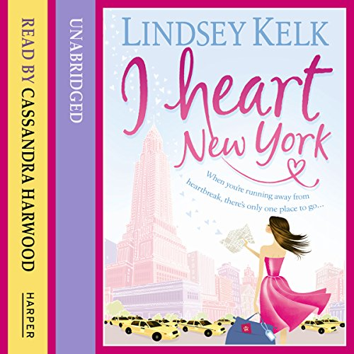 I Heart New York                   By:                                                                                                                                 Lindsey Kelk                               Narrated by:                                                                                                                                 Cassandra Harwood                      Length: 8 hrs and 20 mins     104 ratings     Overall 4.5