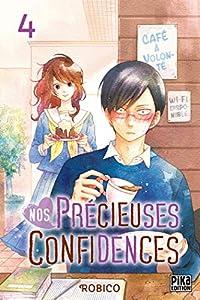 Nos Precieuses Confidences Edition simple Tome 4