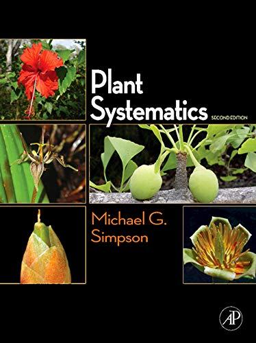Plant Systematics (English Edition)