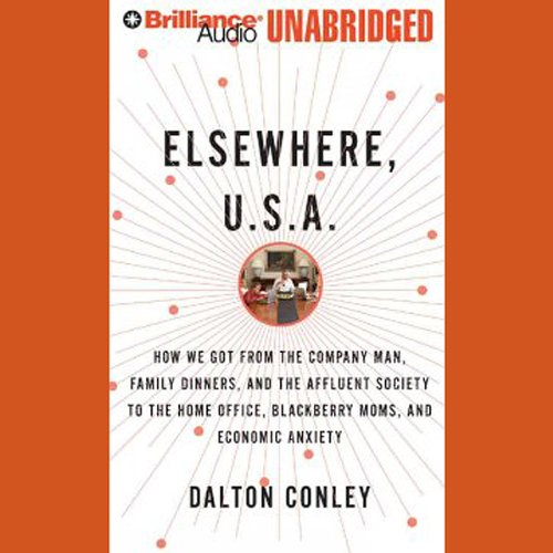 Elsewhere, U.S.A. audiobook cover art