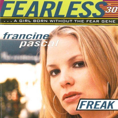 Freak audiobook cover art