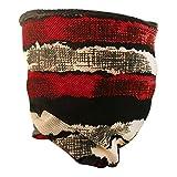 Bonnet de ski pour hommes, masque de ski, écharpe en laine...