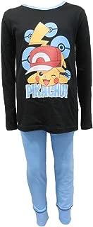 Pokemon Cool Pikachu Girls Pajamas