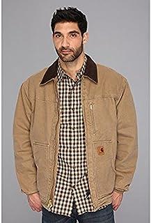 カーハート Carhartt メンズ コート Frontier Brown Sandstone Ridge Coat [並行輸入品]
