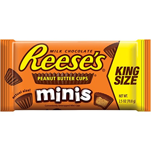 Reeses Minis Peanut Butter Cups King Size (70 g)