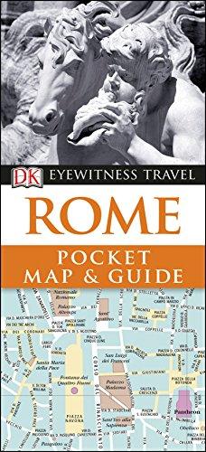Rome Pocket Map and Guide: DK Eyewitness 2018 (Pocket Travel Guide)
