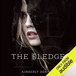 The Pledge                   By:                                                                                                                                 Kimberly Derting                               Narrated by:                                                                                                                                 Casey Holloway                      Length: 7 hrs and 44 mins     295 ratings     Overall 3.8