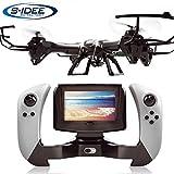 s-idee 01608 - Droncuadricóptero, UDI U842-1 FPV, 5,8GHz de transferencia, cámara HD, u842,4,5canales 2,4GHz, con tecnología de giroscopio, WiFi FPV