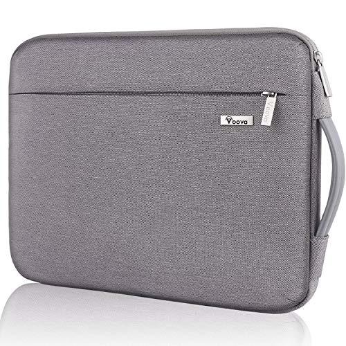 Voova 360°Schutz Laptoptasche Laptophülle 14-15.6 Zoll mit Handgriff, wasserdichte 15 Zoll Laptop Tasche Sleeve Notebook Hülle Hülle Notebooktasche für 16