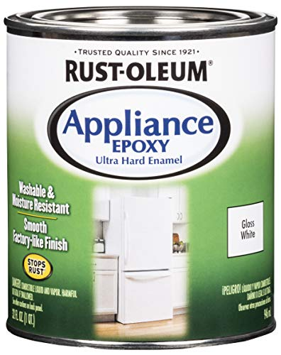 Mejor Rust-Oleum 203002 Appliance Touch Up Paint, 0.6 Oz Bottle, Biscuit, Solvent Like, Liquid.6-Ounce crítica 2020