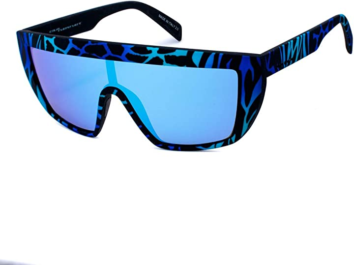 Occhiali da sole multicolore (azul/nero) 122.0 unisex-adulto occhiali gianluca vacchi italian independent 0912-ZEF-022