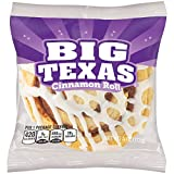 Cloverhill Big Texas Cinnamon Rolls, Individually Packaged, Pack of 6