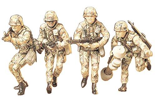 タミヤ 1/35 ミリタリーミニチュアシリーズ No.133 アメリカ陸軍 現用陸軍歩兵セット プラモデル 35133