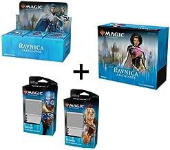 MTG Magic The Gathering Ravnica Allegiance Booster Box + Bundle + Both Planeswalker Decks