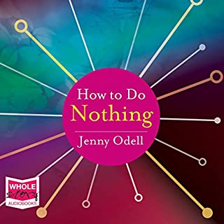 How to Do Nothing cover art