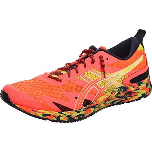 Asics Herren Gel-Noosa TRI 12 Running Shoe, Flash Coral/Flash Coral, 44.5 EU
