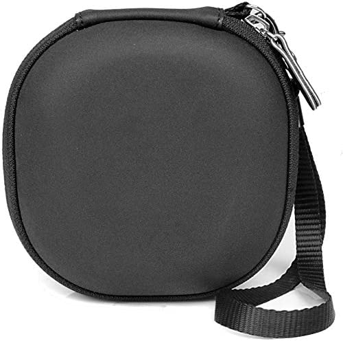 discount WGear Original Designed Case for Bose Wireless Noise-Masking online sale Sleepbuds, Secure and Easy to discount use Protective Strap, Mesh Pocket for Cable, Compact and Strong case with Detachable Strap, Black outlet sale