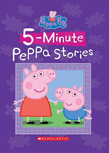 Five-Minute Peppa Stories (Peppa Pig)の詳細を見る