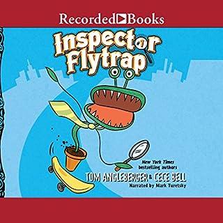 Inspector Flytrap audiobook cover art