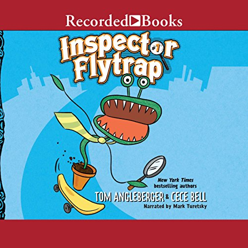 Inspector Flytrap audiobook cover art