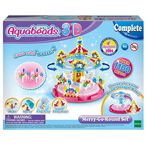 Aquabeads - 31364 - 3D Bastelset