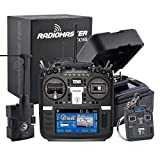 RadioMaster TX16S Hall TBS Sensor Gimbals 2.4G 16CH Multi-Protocol RF System OpenTX Radio Transmitter for RC Drone (TBS Version Mode 2)