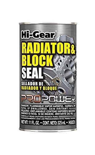 Hi-Gear - Líquido de sellado antifugas para junta de culata, culata y radiador (325ml)