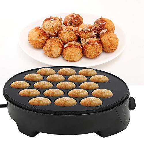 Takoyaki Pan Eléctrico, máquina de Takoyaki para el hogar Octopus Ball Mini...