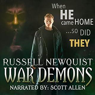 War Demons: An Urban Fantasy Thriller audiobook cover art