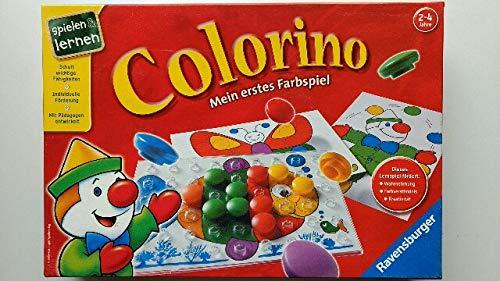 Colorino - Mein erstes Farbspiel, Ravensburger 89 950 0.