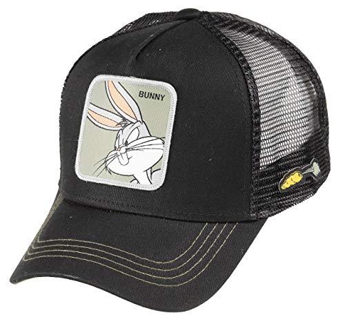 Capslab Gorra Bugs Bunny (BUN1) Black