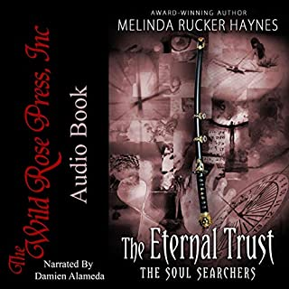 The Eternal Trust audiobook cover art