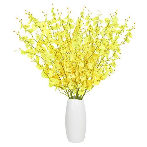 Flores Artificiales Decoracion Jarrones Naranjas flores artificiales decoracion jarrones  Marca Tifuly