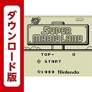 """スーパーマリオランド [3DSで遊べるゲームボーイソフト][オンラインコード]"""""""