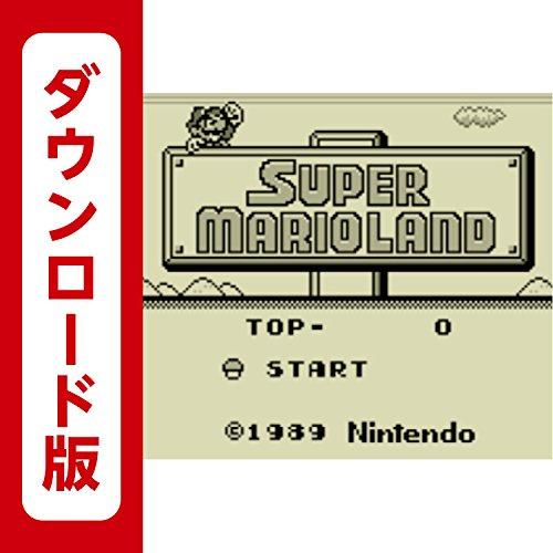スーパーマリオランド [3DSで遊べるゲームボーイソフト][オンラインコード]