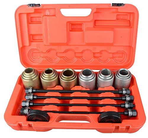 DAYUAN Universal Press and Pull Sleeve Remove Install Bushes Bearings Garage Tool Kit