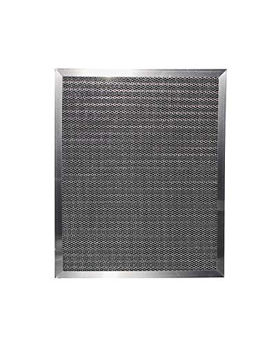 (16x20x1) Aluminum Electrostatic Air Filter Replacement Washable Air Purifier A/C Filter for Central HVAC – Improve airflow & Furnace longevity by LifeSupplyUSA