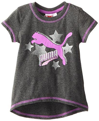PUMA Little Girls' I'm A Puma Star Tee