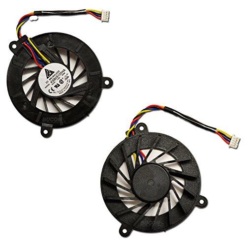 Ventilador para ASUS A3 A3000 A6 A6000 W3 W3000 M9 sustituye KFB0505HHA 4 pin FAN