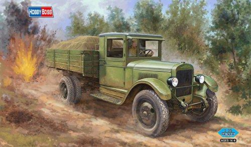Hobby Boss 83885 – Modélisme Jeu de Russian Sid 5 Truck