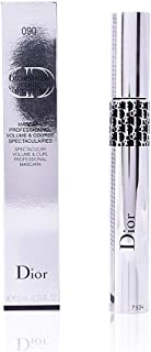 Christian Dior Diorshow Iconic Overcurl Mascara - # 090 Black for Women - 0.33 oz Mascara, 9.9 ml