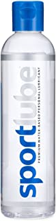 SportLube Premium Water-Based Lubricant (8.1 Ounce) - Personal Lubrication for Men and Women - Long Lasting, Hypoallergenic, Odorless