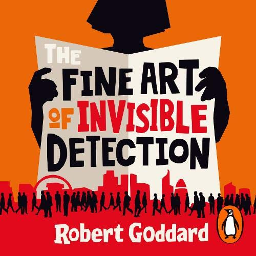 『The Fine Art of Invisible Detection』のカバーアート