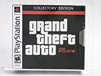 Grand Theft Auto: Collector's Edition (輸入版:北米) - PlayStation