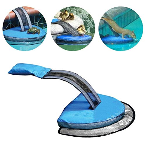 Mankoo Poolfluchtrampe für Kleintier Swimming Suitable Save Critters im Schwimmbad Gerät-Pool Escape Saver-Pool Critter Escape Ramp Low Priced Animal Escape Device Ausverkauf
