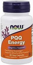 NOW Supplements, PQQ Energy, 30 Veg Capsules
