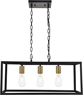 Best black and brass ceiling light Reviews