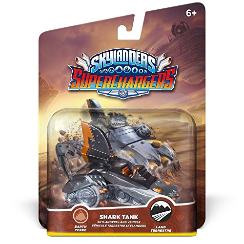 Skylanders SuperCharges - Figura Shark Tank (Vehicle)