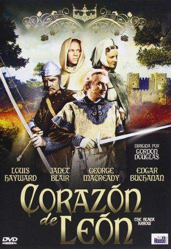 Corazón De León [DVD]